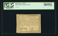 Colonial Notes:Rhode Island, Rhode Island July 2, 1780 $2 PCGS Choice About New 58PPQ.. ...