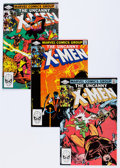 Modern Age (1980-Present):Superhero, X-Men Group (Marvel, 1979-09) Condition: Average NM-.... (Total: 68Comic Books)