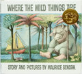 Books:Children's Books, Maurice Sendak. SIGNED. Where the Wild Things Are. HarperCollins Publishers, 1991. 25th Anniversary Edition. Sign...