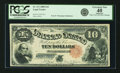 Fr. 113 $10 1880 Legal Tender PCGS Extremely Fine 40 Apparent