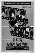 """Movie Posters:Rock and Roll, A Hard Day's Night (Universal, R-1982). One Sheet (27"""" X 41""""). Rockand Roll.. ..."""