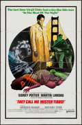 "Movie Posters:Crime, They Call Me Mister Tibbs! (United Artists, 1970). International One Sheet (27"" X 41""). Crime.. ..."