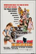 """Movie Posters:Exploitation, Dirty O'Neill; The Love Life of a Cop & Other Lot (UnitedProducers, 1974). One Sheets (2) (27"""" X 41""""). Exploitation.. ...(Total: 2 Items)"""