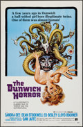 "Movie Posters:Horror, The Dunwich Horror (American International, 1970). One Sheet (27"" X41""). Horror.. ..."