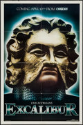 """Movie Posters:Fantasy, Excalibur (Orion, 1981). One Sheet (27"""" X 41"""") Advance. Fantasy....."""
