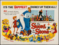 """Movie Posters:Animation, The Sword in the Stone (Walt Disney Productions, R-1976). British Quad (30"""" X 40""""). Animation.. ..."""