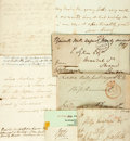 Autographs:Military Figures, [British Navy]. Group of Seven Signatures. This lot contains the signatures of men notable in British naval history includin...