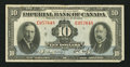 Canadian Currency: , Toronto, ON - Imperial Bank of Canada $10 Jan. 3, 1939 Ch. #375-24-04. ...