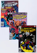 Modern Age (1980-Present):Superhero, The Amazing Spider-Man #194, 238, and 252 Group (Marvel,1979-84).... (Total: 3 Comic Books)