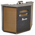 Musical Instruments:Amplifiers, PA, & Effects, 1961 Gibson GA-78 RVT Maestro 30 Grey Guitar Amplifier, Serial #161587....