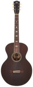 Musical Instruments:Acoustic Guitars, 1929 Gibson Nick Lucas Natural Acoustic Guitar, Serial # 87885....