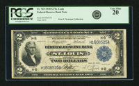 Fr. 769 $2 1918 Federal Reserve Bank Note PCGS Very Fine 20