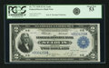 Fr. 771 $2 1918 Federal Reserve Bank Note PCGS About New 53