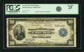 Fr. 813 $10 1915 Federal Reserve Bank Note PCGS Very Fine 25