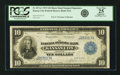 Fr. 817a1 $10 1915 Federal Reserve Bank Note PCGS Very Fine 25 Apparent