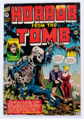 Golden Age (1938-1955):Horror, Horror From the Tomb #1 (Premier , 1954) Condition: VG/FN....