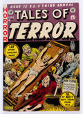 Golden Age (1938-1955):Horror, Tales of Terror Annual #3 (EC, 1953) Condition: Apparent FN....