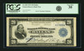 Fr. 828 $20 1915 Federal Reserve Bank Note PCGS Very Fine 30