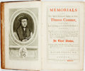 Books:Biography & Memoir, John Strype. Memorials of The Most Reverend Father in God, Thomas Cranmer, Sometime Lord Archbishop of Canterbury. Where...