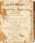 Books:Religion & Theology, [Bible--Mathew Carey] The Holy Bible: The Old Testament... The New Testament... A Brief Concordance... Philadelp...