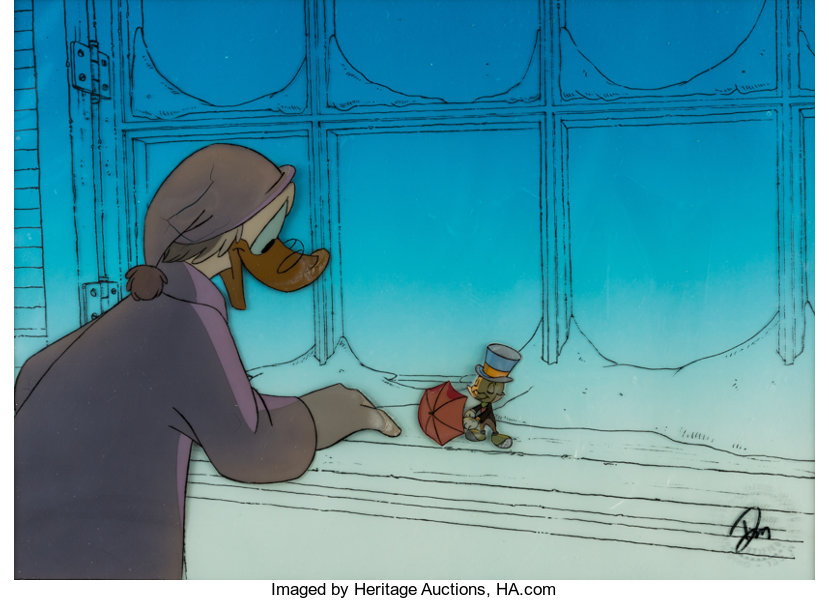 Uncle Scrooge Christmas Carol.Mickey S Christmas Carol Uncle Scrooge And Jiminy Cricket