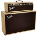 Musical Instruments:Amplifiers, PA, & Effects, 1963 Fender Showman Blonde Guitar Amplifier, Serial # 01278....