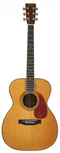 Musical Instruments:Acoustic Guitars, 1943 Martin 000-42 Natural Acoustic Guitar, Serial # 83514....
