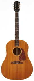 Musical Instruments:Acoustic Guitars, 1950 Gibson J-50 Natural Acoustic Guitar, Serial # 8744-14....