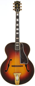 Musical Instruments:Acoustic Guitars, 1939 Gibson L-5 Sunburst Archtop Acoustic Guitar, Serial # EA5157....