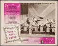 "Movie Posters:Rock and Roll, Rock 'N' Roll Revue (Studio Films, 1955). Lobby Card (11"" X 14"").Rock and Roll.. ..."