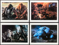 """Movie Posters:Adventure, Quest for Fire Portfolio by Ernst Haas (20th Century Fox, 1981).Autographed Limited Edition Portfolio (8) (8"""" X 10"""") . Adve...(Total: 8 Items)"""