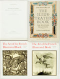 Books:Art & Architecture, [Illustrations.] Group of Four Books Relating to Illustrations. Various publishers and dates.... (Total: 4 Items)