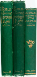 Books:Natural History Books & Prints, [Flowers.] Group of Three Books by by Margaret Plues Relating to Flowers and Horticulture. Various publishers and dates.... (Total: 3 Items)