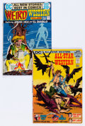 Bronze Age (1970-1979):Western, Jonah Hex-Related Group (DC, 1972) Condition: Average FN.... (Total: 2 Comic Books)
