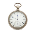Timepieces:Pocket (pre 1900) , Early E. Howard Series 3 Pocket Watch. ...