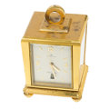 Timepieces:Clocks, Hamilton (Swiss) Transistorized Clock/Hygrometer, Barometer & Thermometer. ...