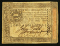 Colonial Notes:Pennsylvania, Pennsylvania October 1, 1773 2s Extremely Fine-About New.. ...