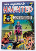 Golden Age (1938-1955):Horror, This Magazine Is Haunted #2 (Fawcett Publications, 1951) Condition:VG+....