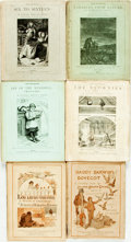 Books:Children's Books, [Juliana Horatia Ewing.] Group of Six Children's Books by JulianaHoratia Ewing. Various publishers and dates.... (Total: 6 Items)