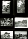 Books:Photography, Group of Six Photographic Prints Depicting Scenes from Nineteenth Century U.S. Geological Surveys. ...