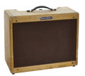 Musical Instruments:Amplifiers, PA, & Effects, 1957 Fender Deluxe Amplifier Tweed Guitar Amplifier, Serial # D-03193....