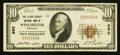 National Bank Notes:Kentucky, Winchester, KY - $10 1929 Ty. 1 The Clark County NB Ch. # 995. ...