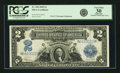 Large Size:Silver Certificates, Fr. 258 $2 1899 Silver Certificate PCGS Very Fine 30 Apparent.. ...