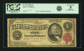 Large Size:Silver Certificates, Fr. 265 $5 1886 Silver Certificate PCGS Very Good 08 Apparent.. ...