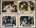 """Movie Posters:Romance, Young April & Others Lot (PDC, 1926). Lobby Cards (4) (11"""" X 14""""). Romance.. ... (Total: 4 Items)"""