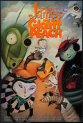 """Movie Posters:Animation, James and the Giant Peach (Buena Vista, 1996). One Sheet (27"""" X 41"""") DS. Animation.. ..."""
