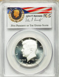Kennedy Half Dollars, 2014-S 50C Silver, Enhanced Finish, 50th Anniversary Set, FirstStrike, MS70 Prooflike PCGS. PCGS Population (0). NGC Censu...