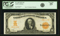 Large Size:Gold Certificates, Fr. 1168 $10 1907 Gold Certificate PCGS Very Fine 25.. ...