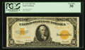 Large Size:Gold Certificates, Fr. 1173 $10 1922 Gold Certificate PCGS Very Fine 30.. ...