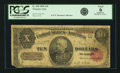 Large Size:Treasury Notes, Fr. 368 $10 1890 Treasury Note PCGS Good 06 Apparent.. ...